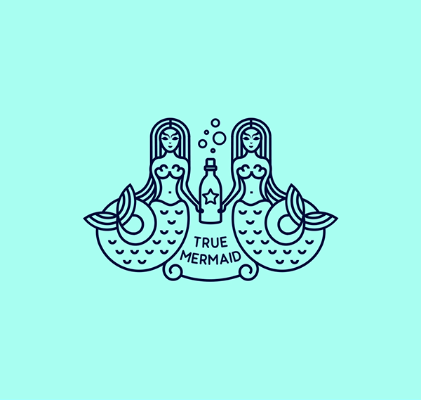 True-Mermaid-Creative-Logo