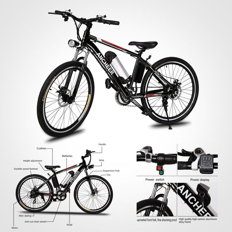 Ancheer-Power-Plus-Electric-Mountain-Bike-with-Lithium-Ion-Battery-and-Battery-Charger
