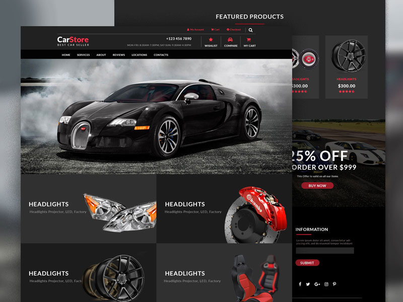 Car-Accessories-Ecommerce-Free-Web-Template-PSD