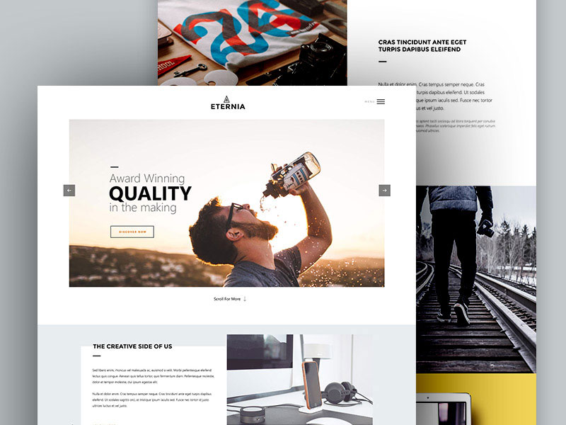 ETERNIA-Free-Multipurpose-Website-Template-PSD