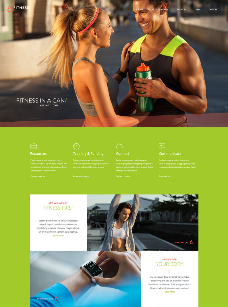 Free-Fitness-and-Gym-Website-Template-PSD