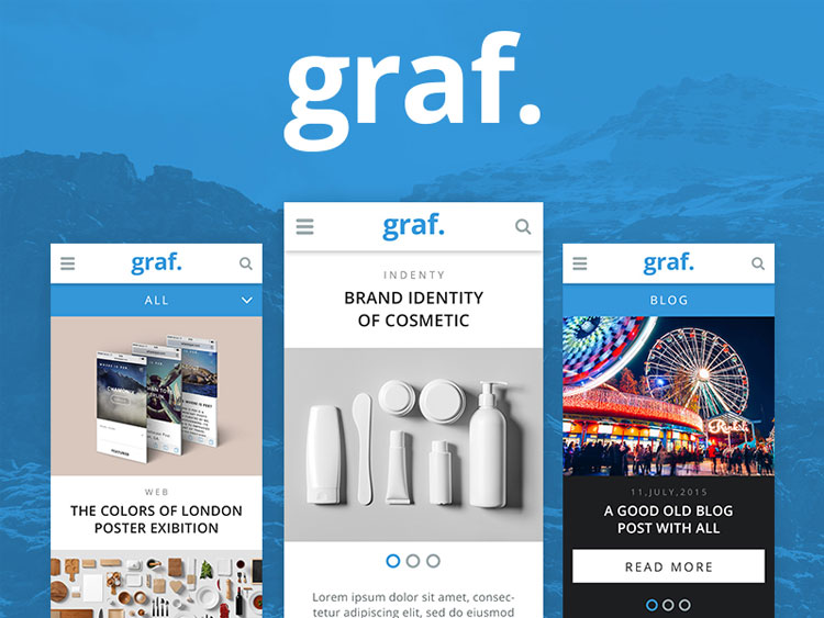 Free-Graf-Mobile-Portfolio-UI-Kit-in-Photoshop-Format