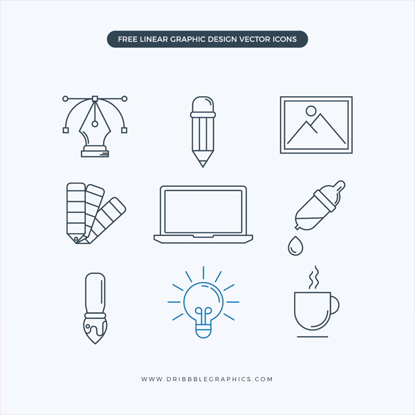 Free-Linear-Graphic-Design-Vector-Icons