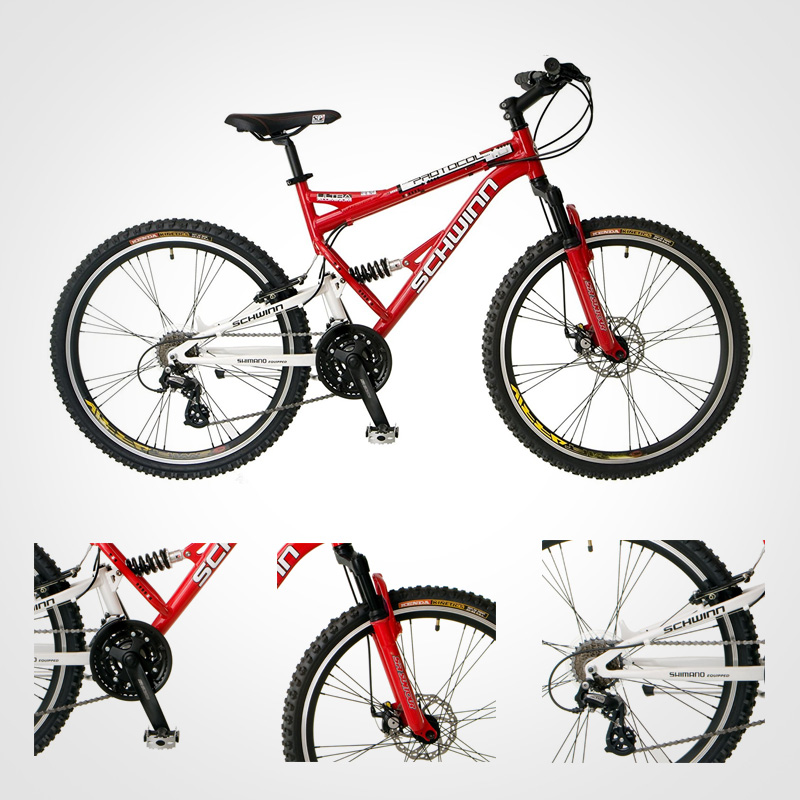 Schwinn-Protocol-1.0-Men's-Dual-Suspension-Mountain-Bike-(26-Inch-Wheels)