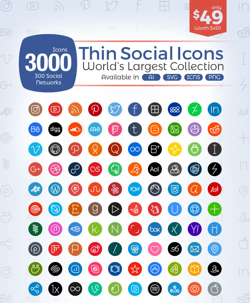 3000-Thin-Social-Media-Web-Design-Icons-In-Ai,-SVG,-PNG,-ICNS-1