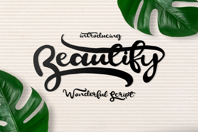 Beautify-Wonderful-Free-Script