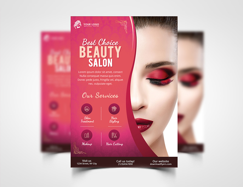 Beauty-Salon-Flyer-Template-Free-PSD