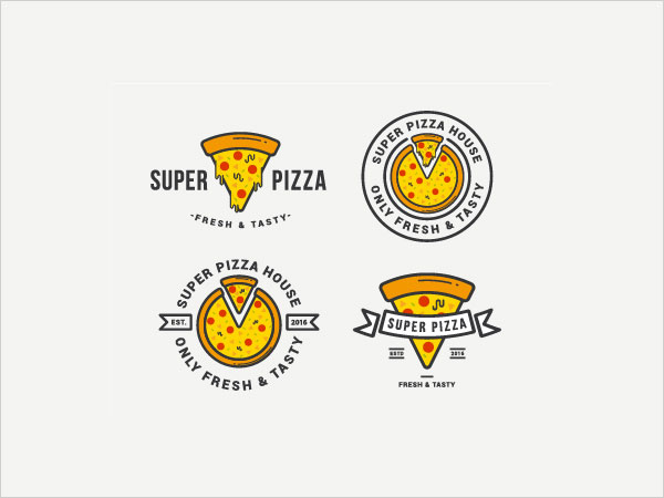Creative-Pizza-logos-Ideas