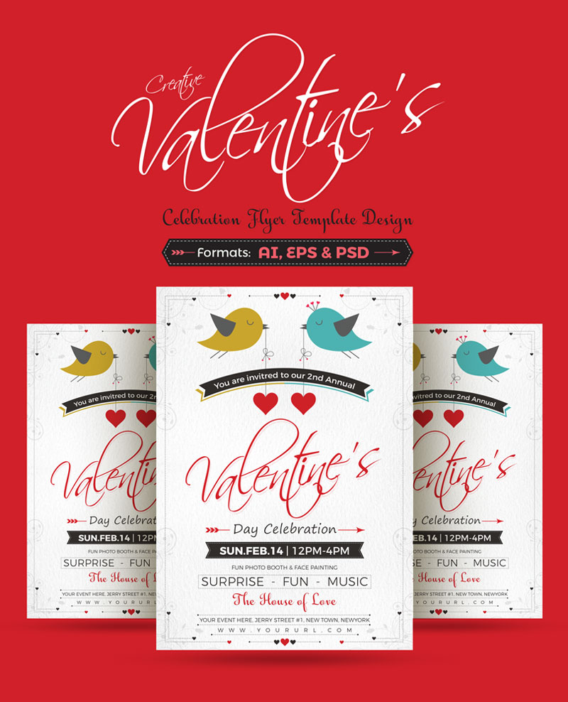 Creative-Valentine-Celebration-Flyer-Template-Design