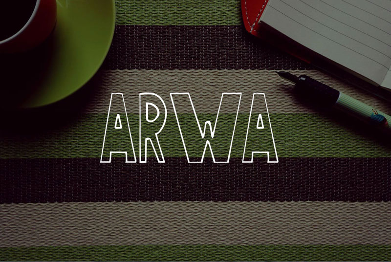 Free-Arwa-Handmade-Display-Font