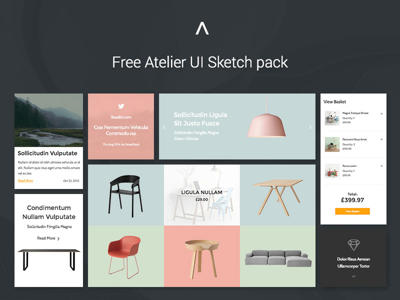 Free-Atelier-UI-Kit-Sketch-Template