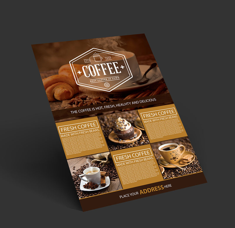 Free-Coffee-Shop-A4-Flyer-Template-Design