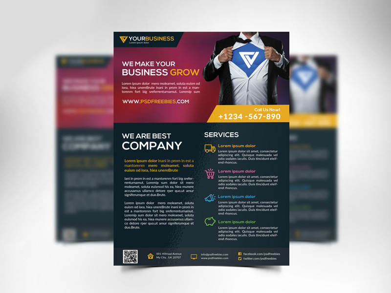 Free-Corporate-Business-Flyer-Template-PSD