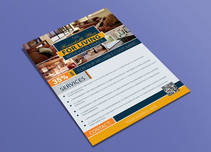 Free-Interior-Flyer-Template