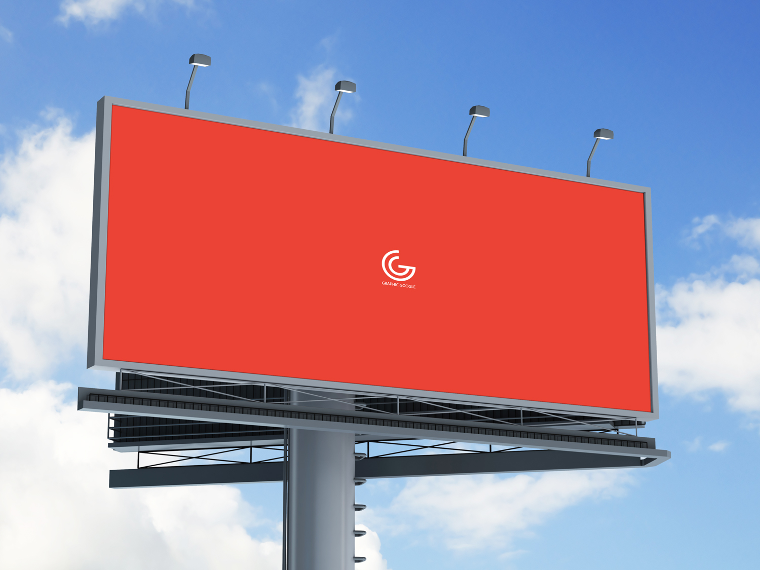 Free-Outdoor-Billboard-Hoarding-Mock-up-For-Advertisement-1