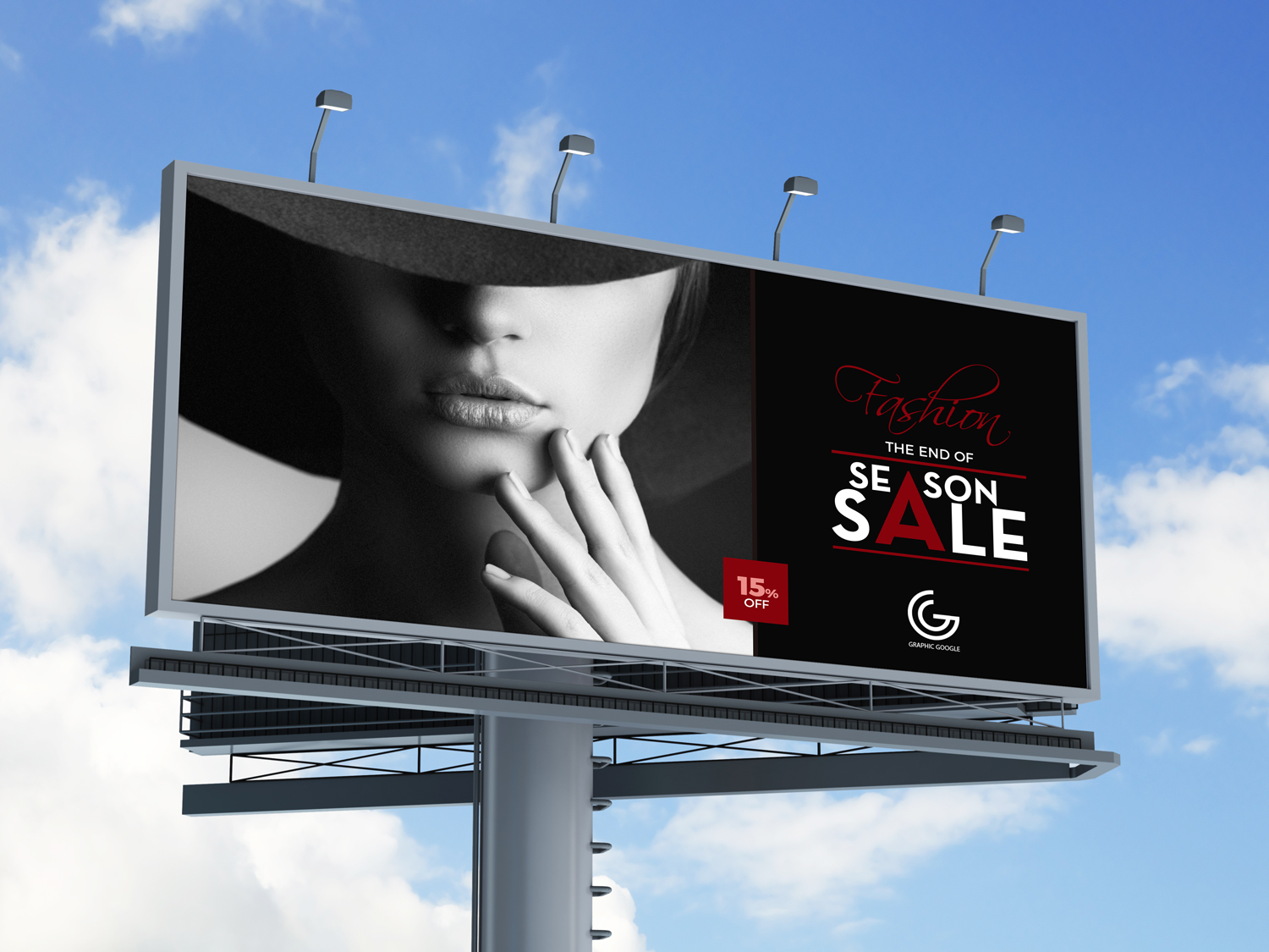 Free-Outdoor-Billboard-Hoarding-Mock-up-For-Advertisement