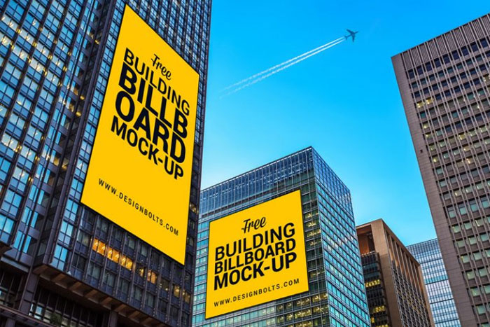 Free-Outdoor-Building-Advertising-Billboard-Mock-up-PSD-File