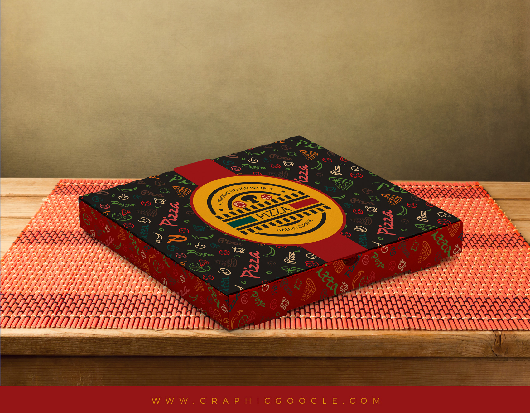 Free-Pizza-Box-Packaging-Mock-up-Psd-File
