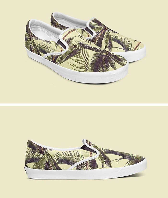 Free-Slip-on-Shoes-Mockup-Set