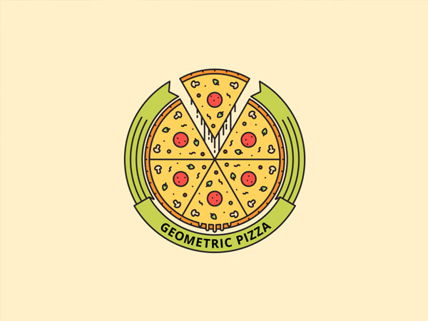 Geometric-Pizza