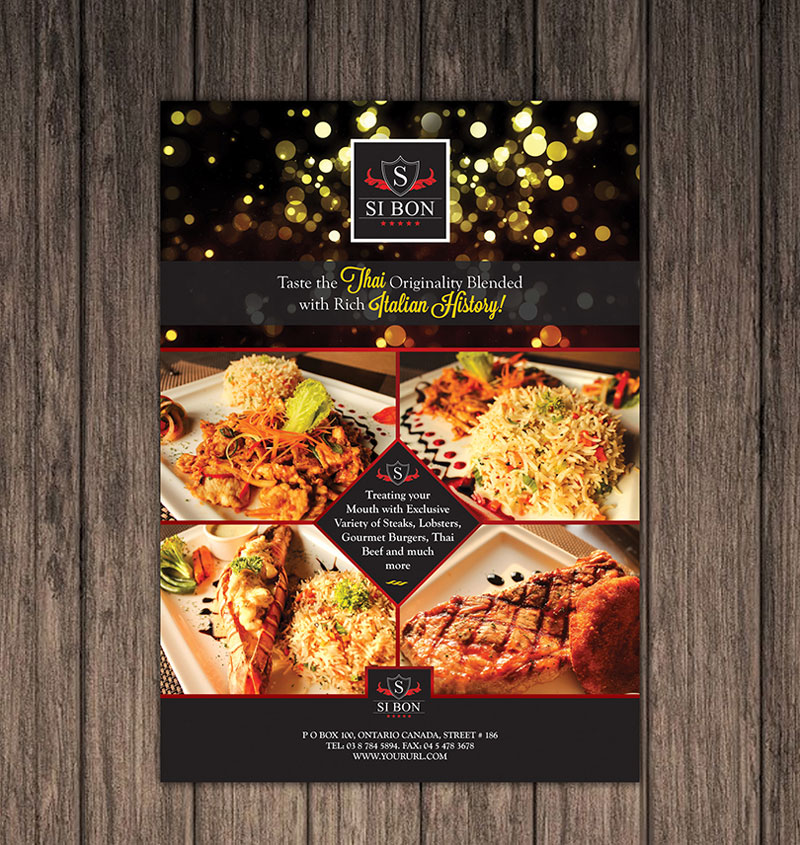 Hotel-Restaurant-Flyer-Design-Template