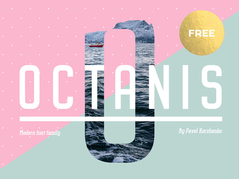 Octanis-Free-Font-Family