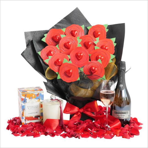One-Dozen-Roses-Indulgence-Chocolate-Bouquet-from-Edible-Blooms