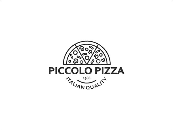 Piccolo-Pizza-Logo-Design