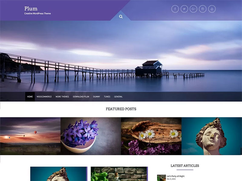 Plum-Unique,-Ultra-Creative-Multipurpose-Free-WordPress-Theme