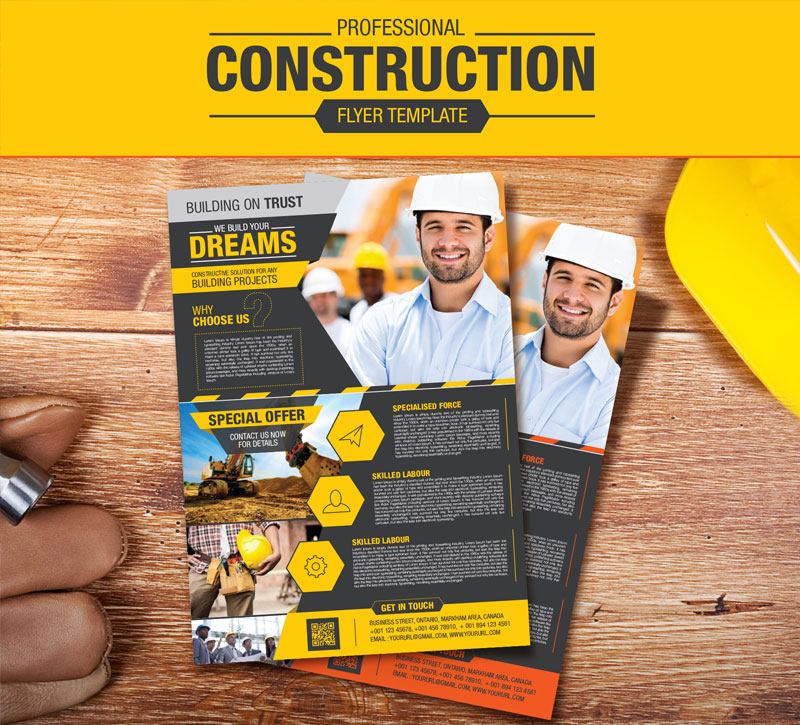 Professional-Construction-Flyer-Design-Template