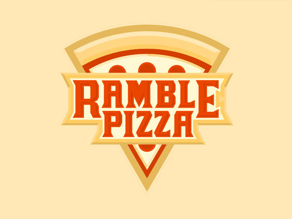 Ramble-Pizza-Truck-Logo