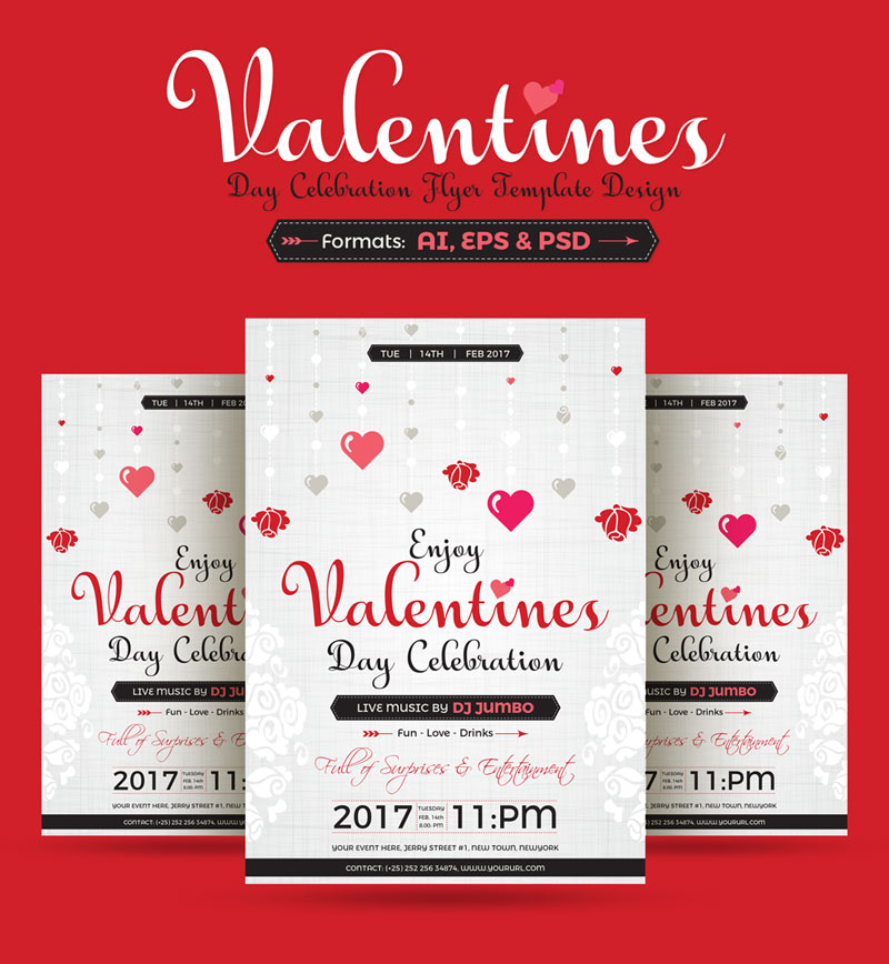 40 Extremely Professional Newest Flyer Templates 2017