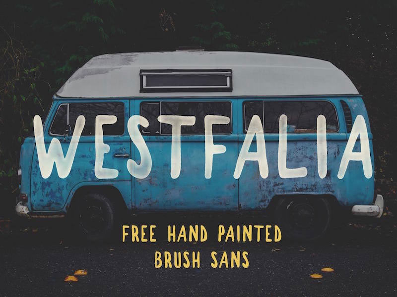 Westfalia-Free-Hand-Painted-Brush-Font