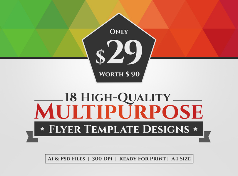 18-High-Quality-Multipurpose-Flyer-Template-Designs-in-$29