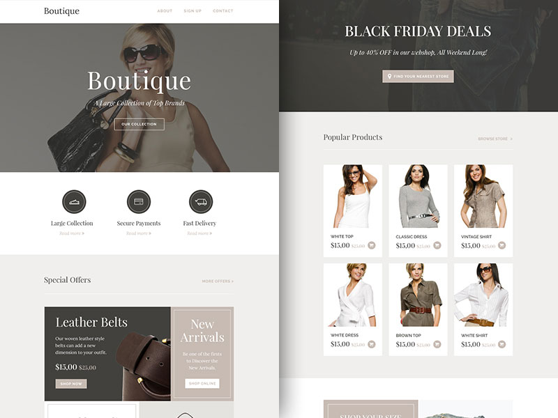 Boutique-Responsive-Html-Email-Newsletter-Free-PSD