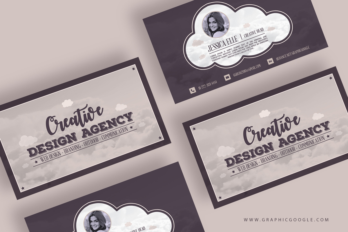 Creative-Design-Agency-Vintage-Business-Card-Template-2