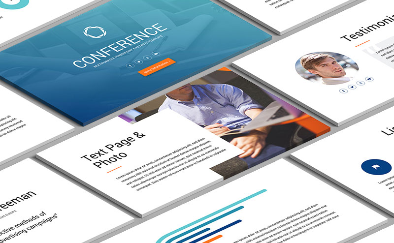 Free-Conference-PowerPoint-&-Keynote-Template