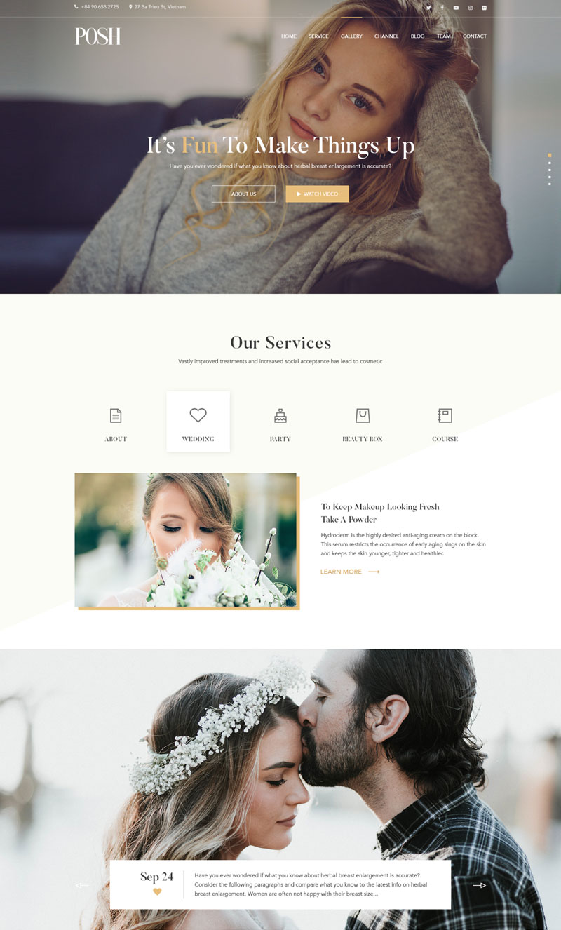 Free-POSH-Beauty-Psd-Template
