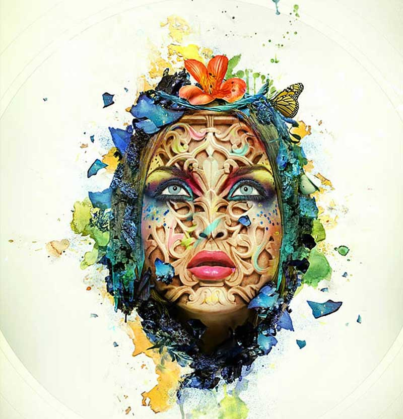 How-to-Create-a-Beautiful-Abstract-Portrait-in-Photoshop
