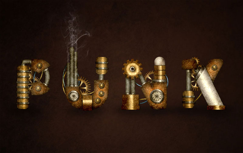 How-to-Create-a-Steampunk-Inspired-Text-Effect-in-Adobe-Photoshop