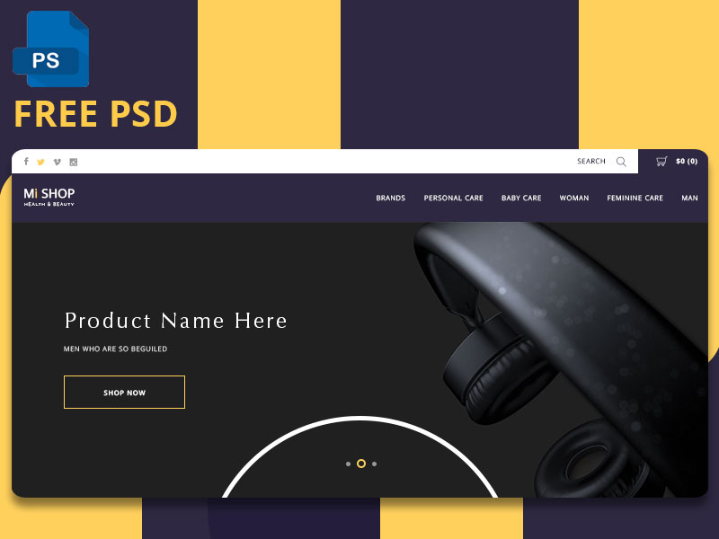 Mi-Shop-Home-Page-Free-PSD