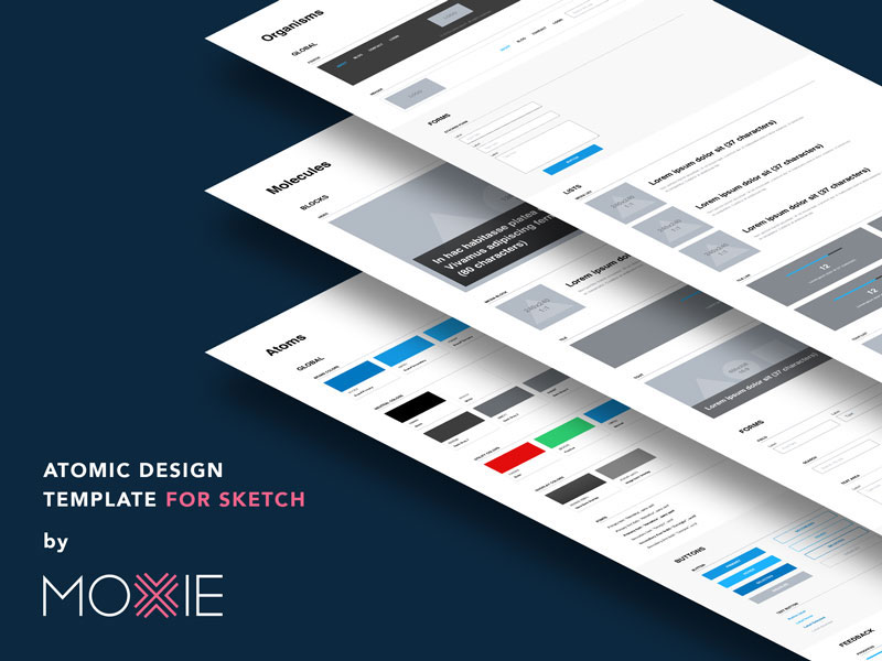 Free-Atomic-Design-Template-for-Sketch