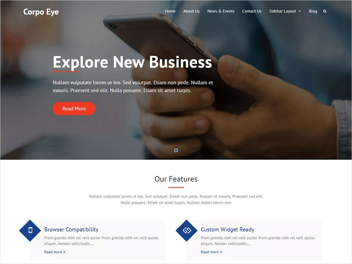 Free-Corpo-Eye-Modern,-Versatile-and-Flexible-WordPress-Theme-2017