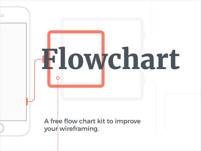 Free-Mobile-Wireframing-&-Flowchart-Kit-(Sketch)