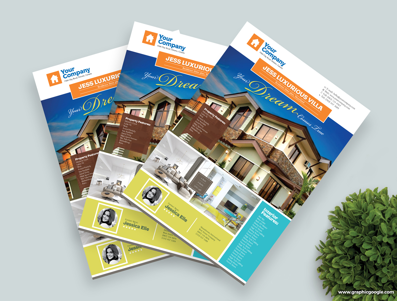 Free-Real-Estate-Flyer-Template-Design