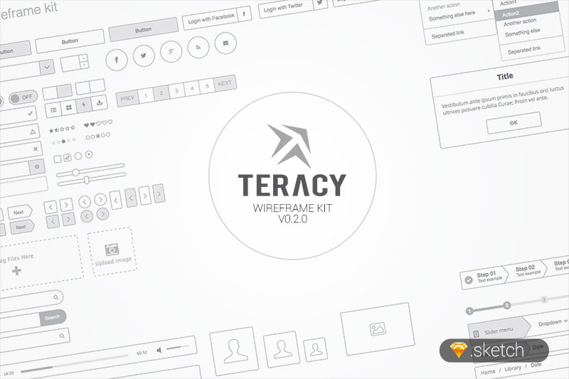 Free-Teracy-Wireframe-Template-Kit