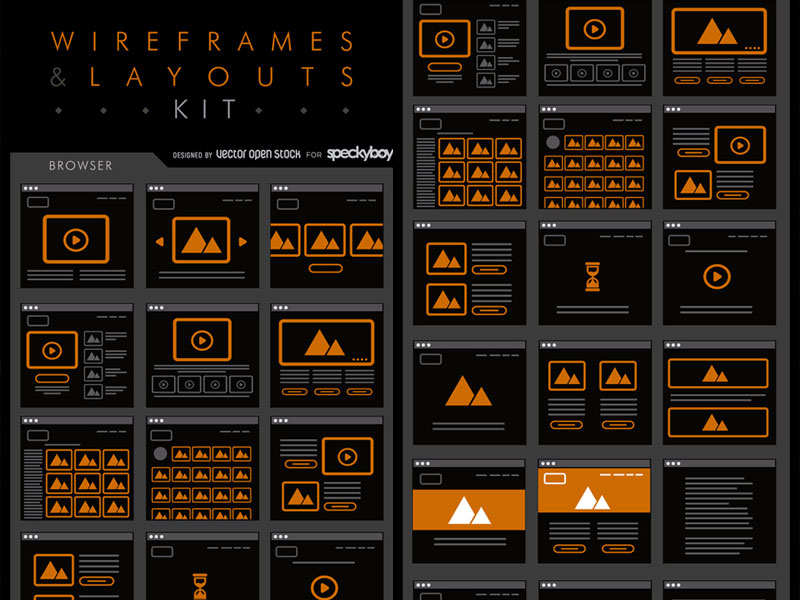 Free-Web-and-Mobile-Wireframing-&-Layout-Kit