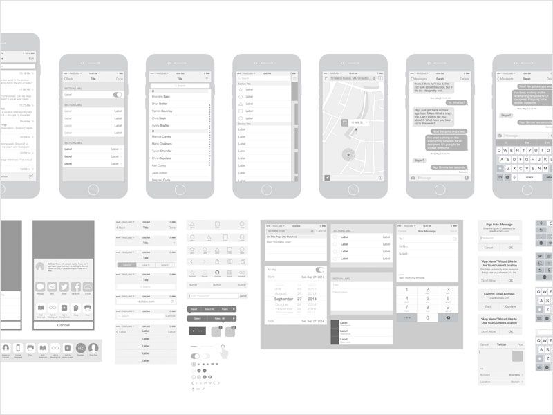 Free-iPhone-6-Vector-Wireframing-Toolkit-(iOS-8)