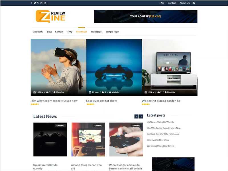ReviewZine-Free-Modern-&-Clean-WordPress-Theme-For-News-and-Tech-Blogs