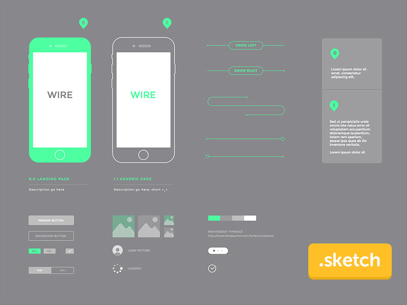 iPhone-6-Wireframe-kit-Freebies-in-Sketch